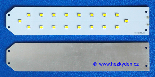 LED moduly 1 watt