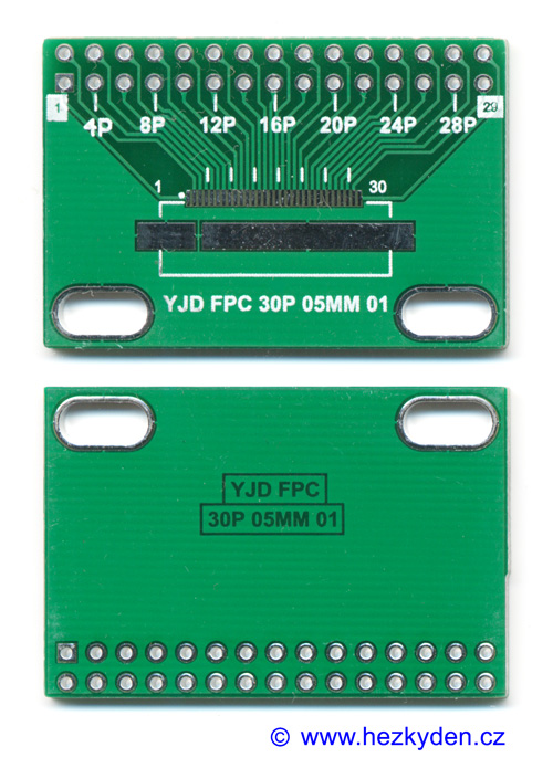 SMD adapter FPC 30 pin