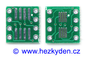 SMD adapter SO8 SOIC8 TSSOP8