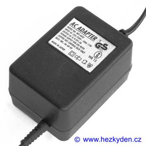 Napájecí adaptér AC 230V 9V 1.3A