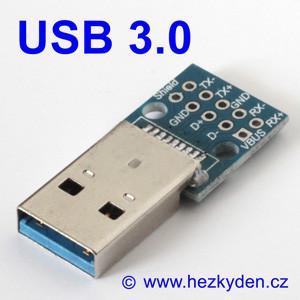 Adapter/redukce USB 3.0 typ Akonektor