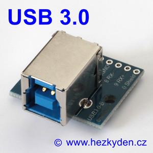 Adapter/redukce USB 3.0 typ B