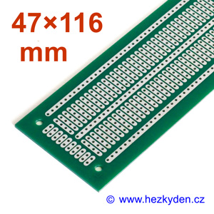 Bastldeska 47x116 mm PROFI jednostranná SPECIAL