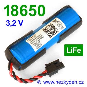 Baterie LiFe 18650