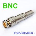 BNC konektor na kabel