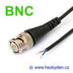 BNC konektor S kabelem