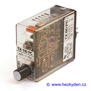 Časové relé TX110PC