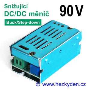 Výkonový snižující DC-DC měnič CN3900