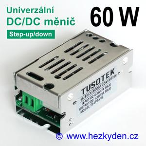 Výkonový univerzální DC-DC měnič FP5139