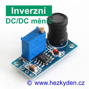 DC-DC měnič INVERZNÍ mini