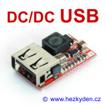 DC/DC snižující měnIč USB MP2315