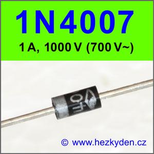 dioda 1N4007