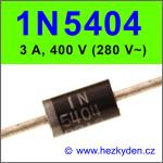 dioda 1N5404