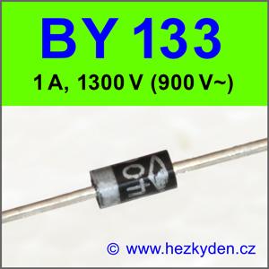 dioda BY133
