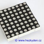 Duo LED matrix 8x8 modul