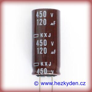 Elyt 120µ 450V