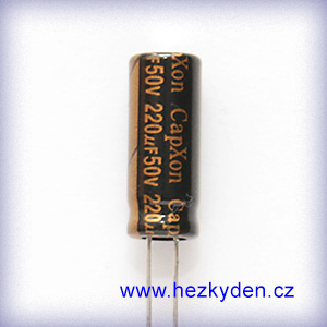 Elyt 220µ 50V Ultra Low ESR