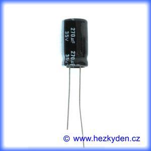 Elektrolyt 270µ 35V