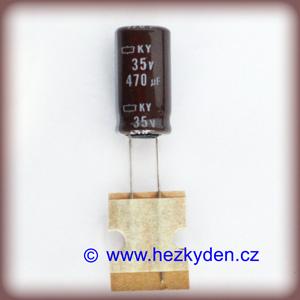 Elektrolyt 470u 35V