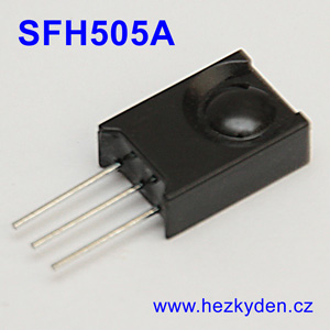 Infra-fototranzistor SFH505A