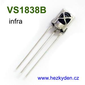 Infra fototranzistor VS1838B