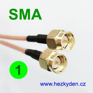 Kabel SMA - SMA - 1