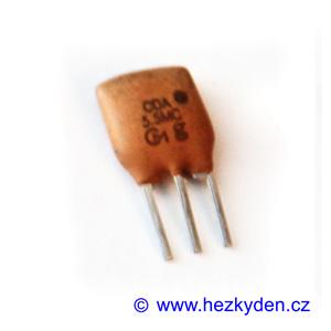 Keramický diskriminátor 5,5 MHz