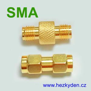 Konektor SMA spojka I rovná