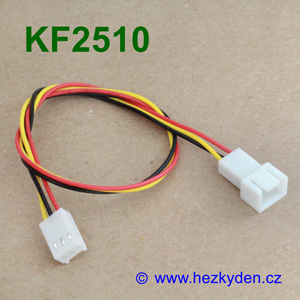 Konektory KF2510 prodlužovačka