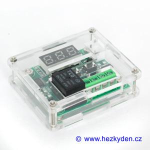 Krabička pro modul termostatu W1209