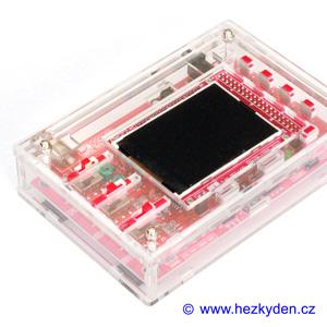 Krabička pro Osciloskop DSO138