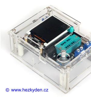 Krabička pro Tester GM328A