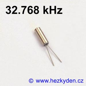 Krystal 32.768 kHz mini