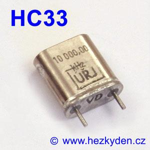 Krystaly TESLA pouzdro HC33