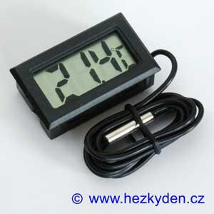 LCD teploměr