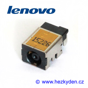 Lenovo napájecí konektor kulatý DPS