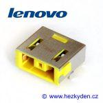 Lenovo napájecí konektor obdélník DPS