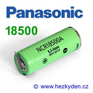 Li-Ion NCR18500A Panasonic