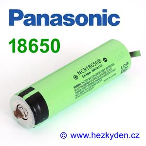 Li-Ion NCR18650B Panasonic