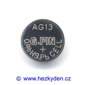 Baterie LR44 AG13 357