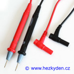 Měřicí kabely k multimetru PROFI GUARD