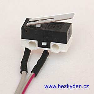 Mikrospínač 1A 125V