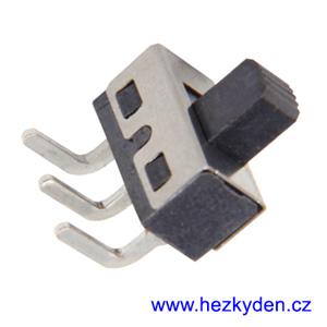 Mini přepínač 2 polohy CLICK - 2