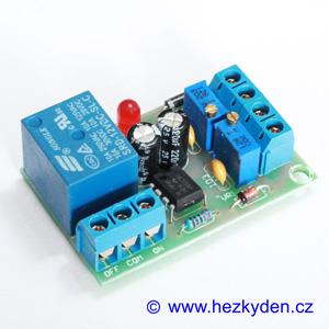 Nabíjecí kontrolér XH‑M601