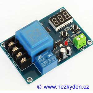 Nabíjecí kontrolér XH-M602
