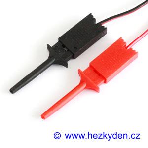 Oboustranný kabel s klipsy