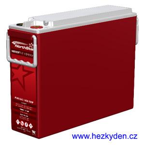 Olověný akumulátor 12V 100Ah Northstar NSB 100FT HT RED