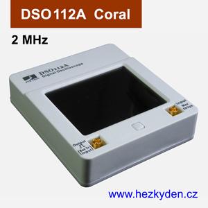 Osciloskop DSO112A Coral