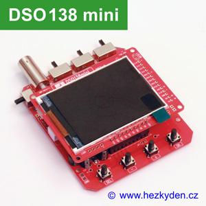 Osciloskop DSO138 mini