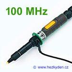 Osciloskopická sonda 100 MHz kit